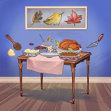 Thanksgiving Set up.JPG