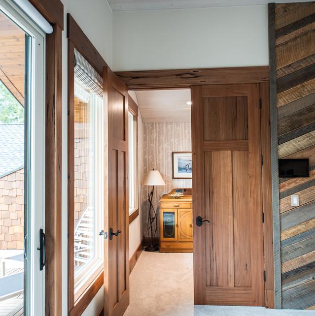 Custom Interior Double Doors