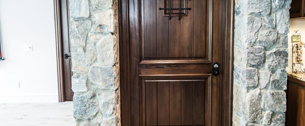 Camelot - Wine Door