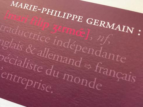 Marie-Philippe Germain