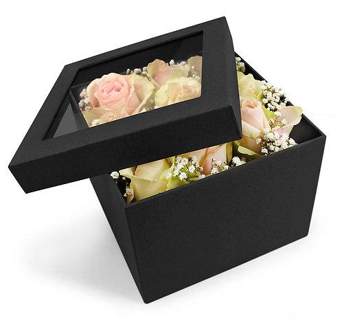 Lot de 2 Boîtes WINDOW SQUARE BOX