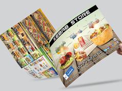 Création menu Kebab Lyon