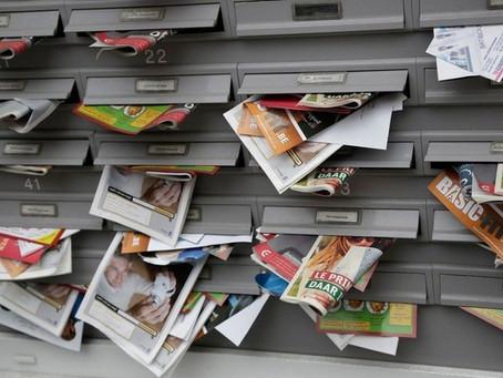 Marre des pubs dans votre boîte aux lettres ? Pourtant elles peuvent être utiles !