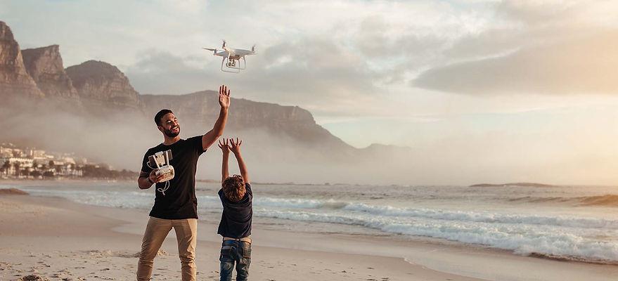 initiation pilotage drone