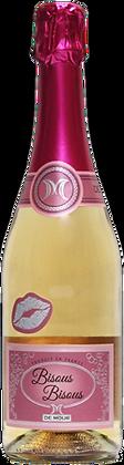 Bisous bisous, vin mousseux rosé