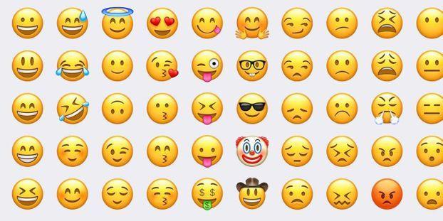 ajouter emoji sur Wix