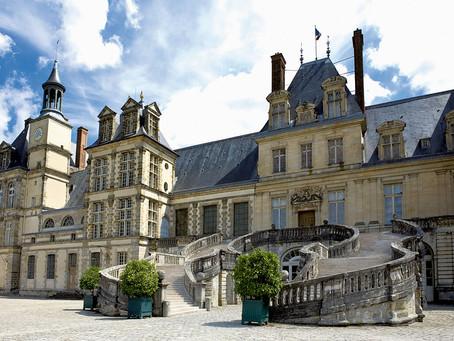 Le château de Fontainebleau : le palais des rois