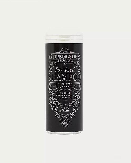 Powdered Shampoo