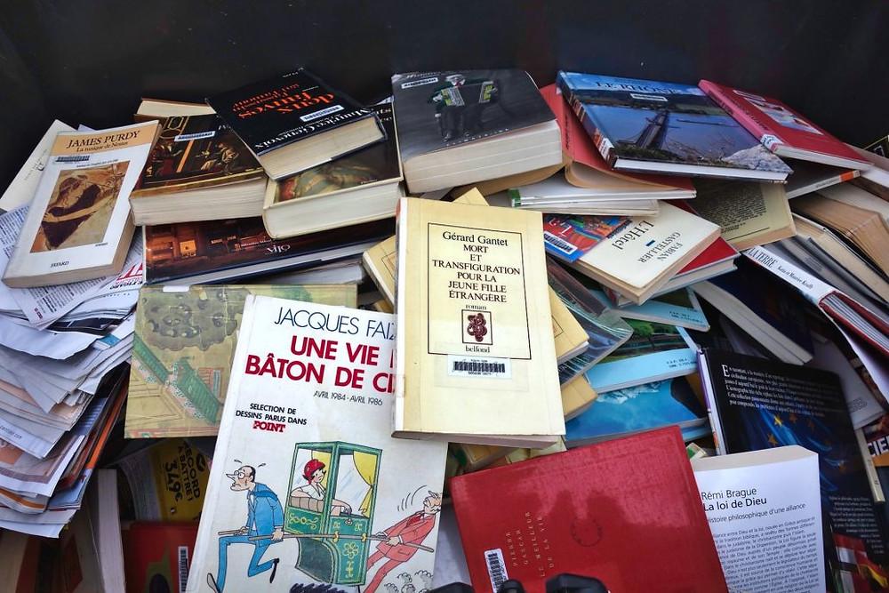 comment revendre ses livres