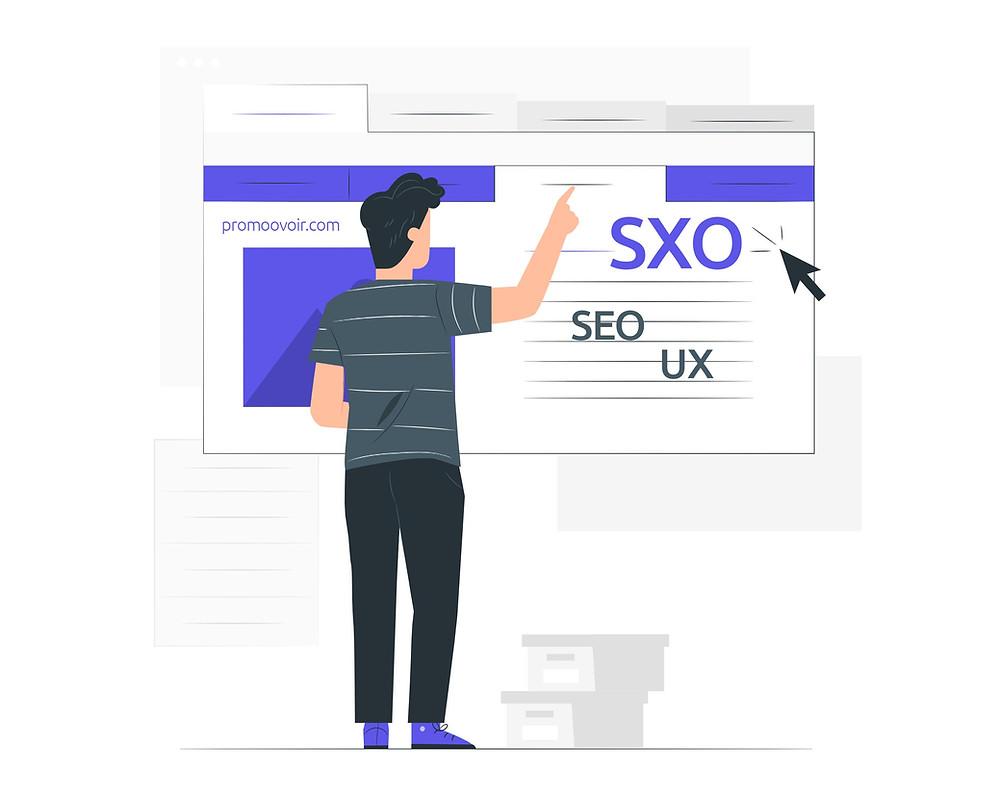 SXO definition du concept