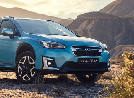 La Subaru Impreza e-BOXER obtient 5 étoiles aux tests euroNCAP
