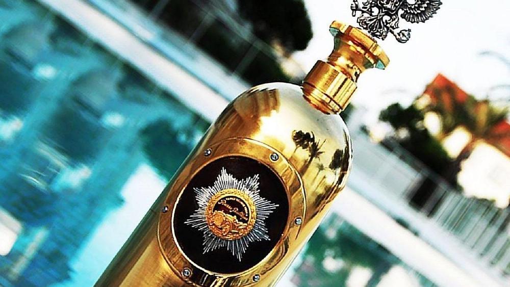 vodka russo baltique, vodka diva