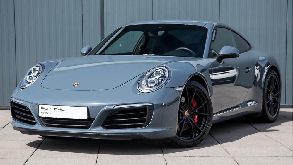 Porsche 911 occasion avis