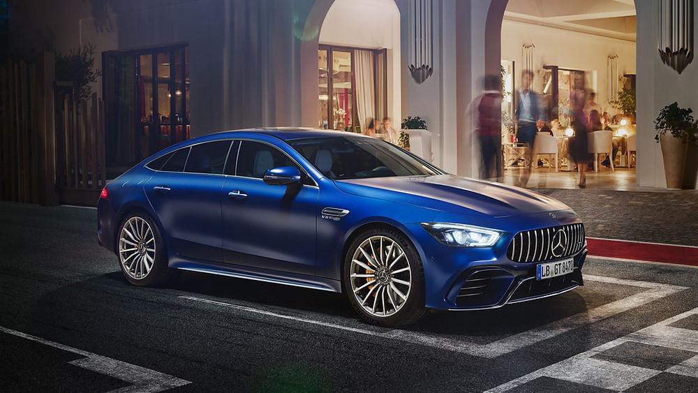 créer son entreprise de location voiture luxe