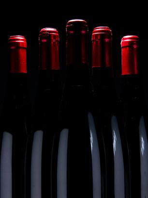 photographie de vins produits bouteille packshot culinaire