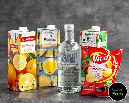 formule jack absolut vodka livraison à rouen