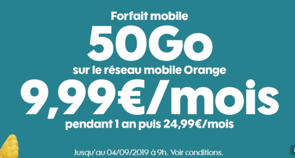 Bon plan sosh orange pour étudiants forfait mobile