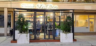 restaurant le pure, nouveau restaurant gastronomique le havre, restaurant le havre dimanche