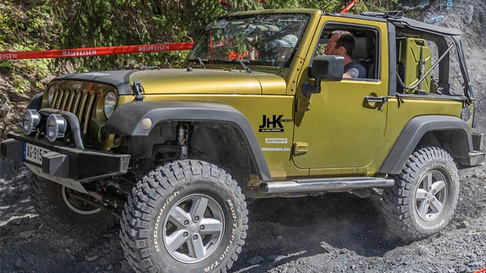 JH Koncept : un passionné d'automobile