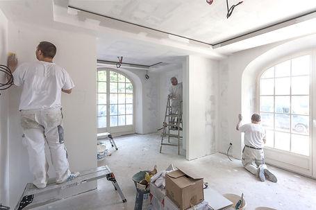entreprise de rénovation intérieure, salle de bains cuisine le mans ecommoy 72
