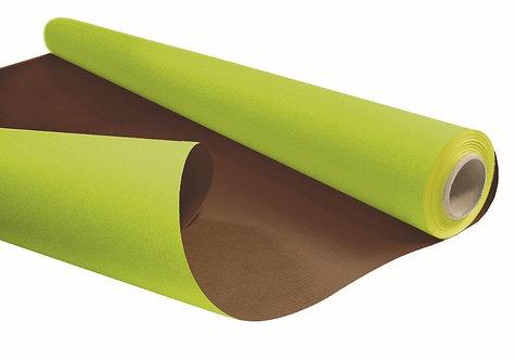 RLX PP DUO VERGE 0,79MX40M vert/choco