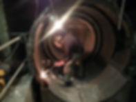 entreprise démolition débarras machine outil découpage démantèlement
