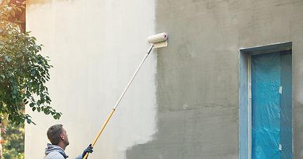 peintre en batiment colomiers, ravalement de façade