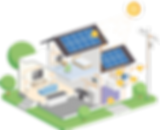 installation de panneaux solaires à lyon , panneaux photovoltaïques, solhertz