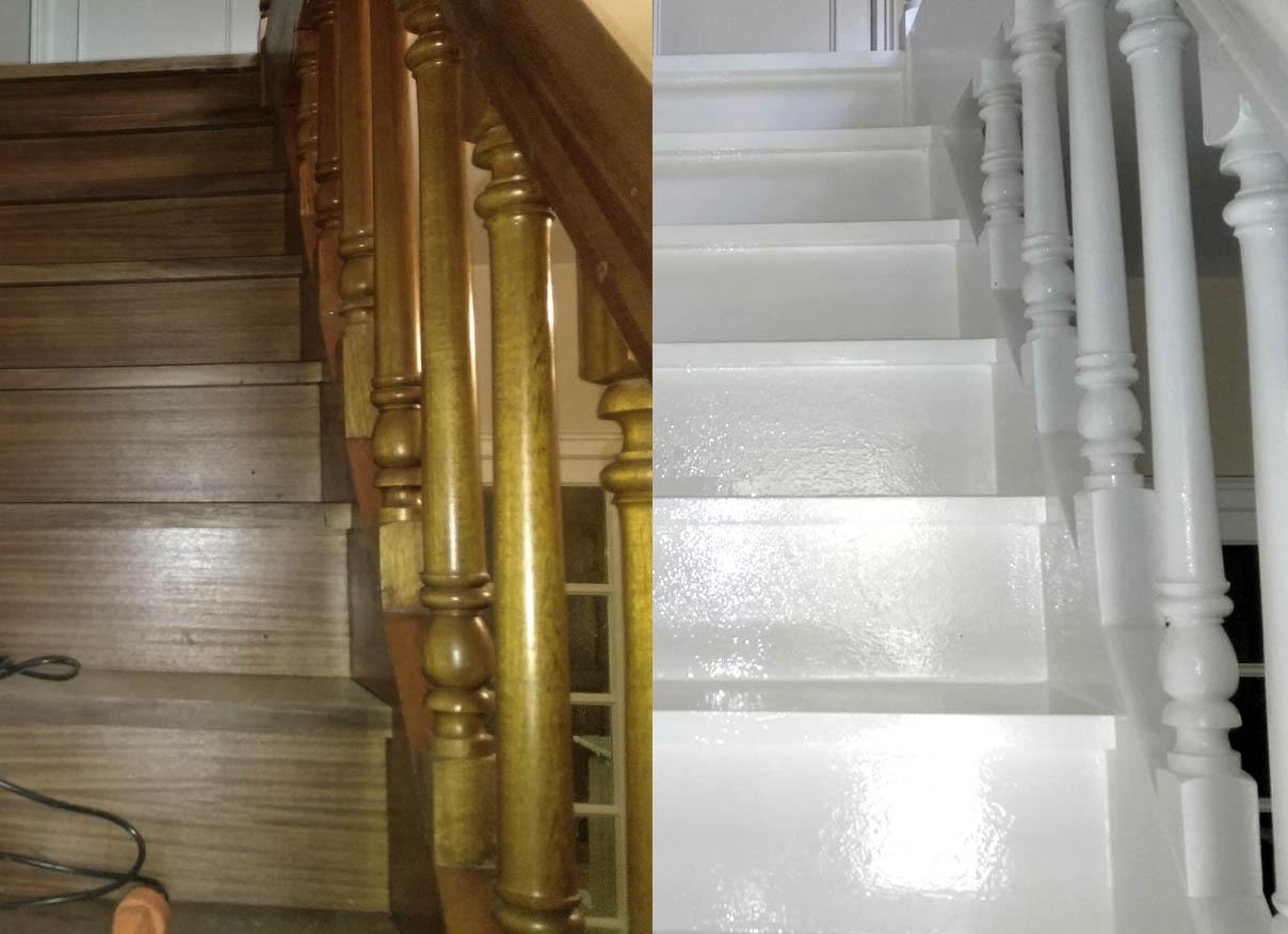 Rénovation Intérieure, Peinture