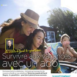 Magazine Femmes d'aujourd'hui