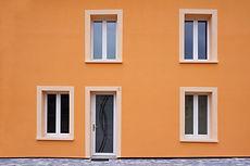 ravalement façade provence grain fin