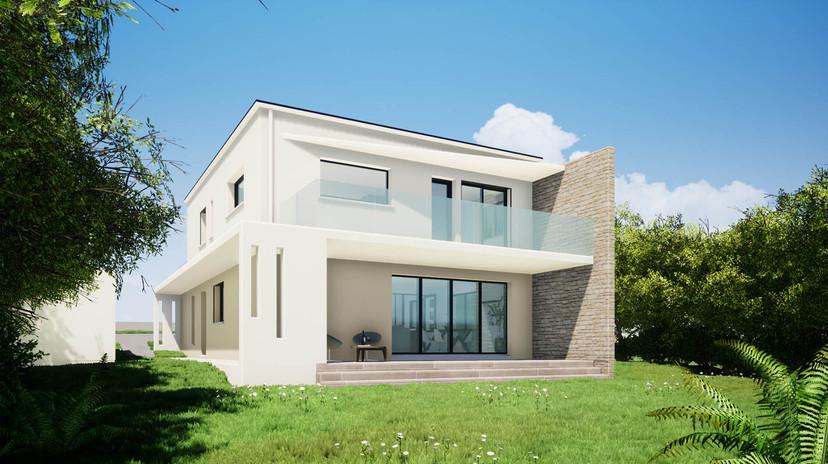 Architecture d'une villa