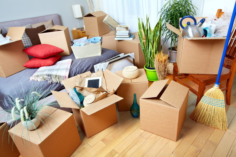 économiser sur débarras de maison