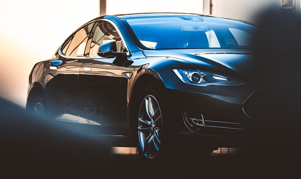 Tesla model S 2021 nouvelle