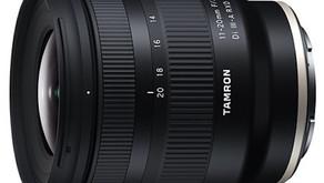 Tamron 11-20mm f 2.8 RXD : Un zoom APS-C polyvalent