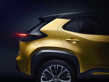Toyota dévoile le SUV Hybride Yaris Cross