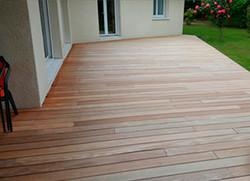 Rénovation Terrasse en bois à TOURS