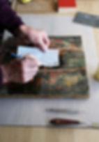 restauration d'oeuvres d'art à boulogne 92