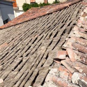 Remaniement de toiture ancienne sur Salon de Provence