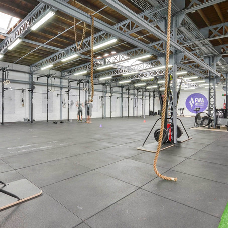 FWA révolutionne le Crossfit à Lille, on a testé et on adore !