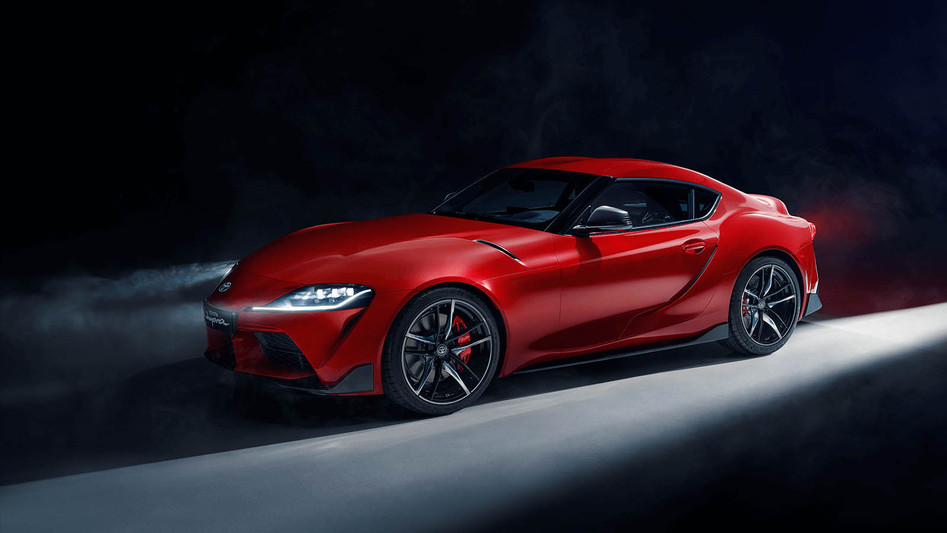 La légendaire Toyota GR Supra revient en 2020