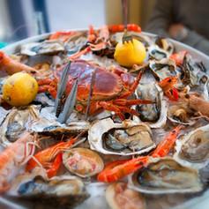 Restaurant Fruits de mer Le Havre