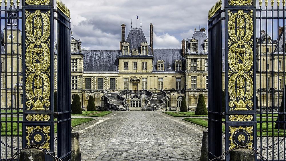 visiter le chateau de fontainebleau