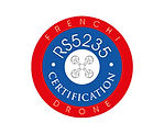 certification frenchi drone