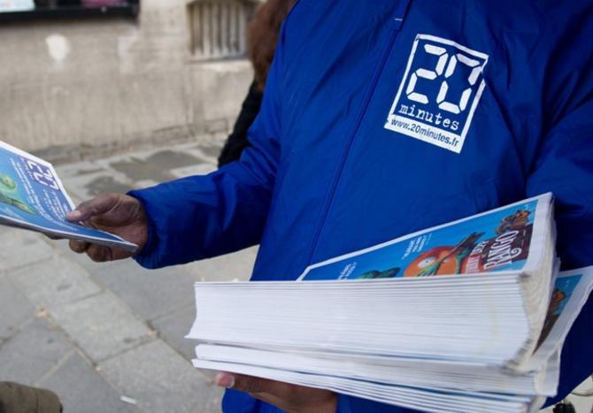 distribuer des journaux gratuits job étudiant