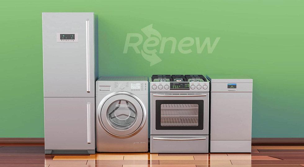 renew reparation machine a laver paris