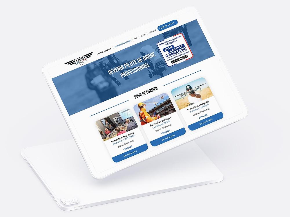 site web wix