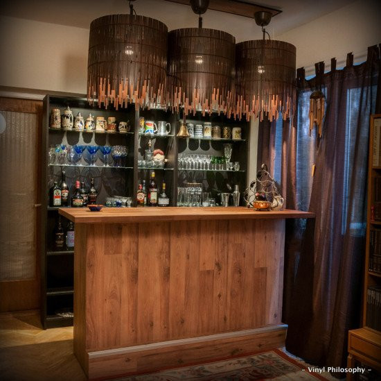 créer un bar chez soi pas cher ikea
