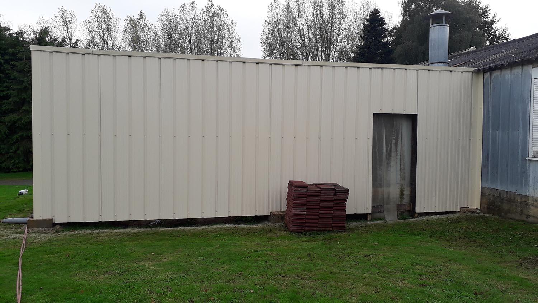 Entreprise nettoyage façade 44