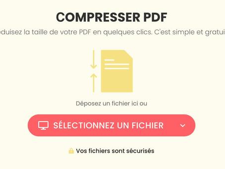 Compresser un PDF : Comment faire?
